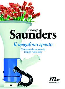 copertina romanzo Il megafono spento