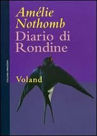 Diario di una Rondine di Amélie Nothomb