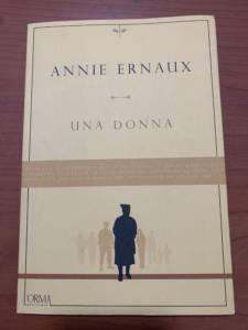 Una donna di Annie Ernaux
